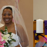 1st wedding nuptials @ First UMC CS